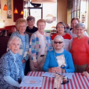 Outie Luncheon Group