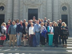 Picture of Group outing of members of St. Martin's Lutheran Church