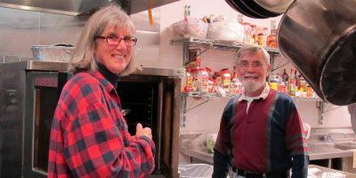 Outreach Light Huse Shelter Dinner Banner