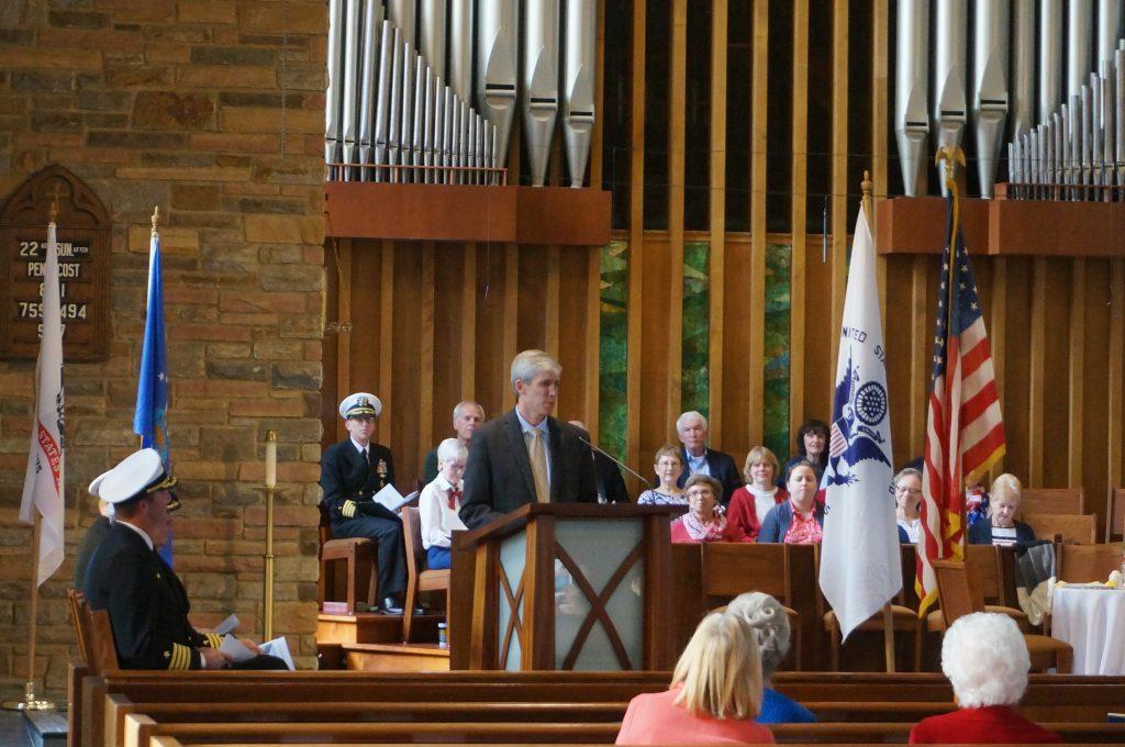 Worship Vet Day Service