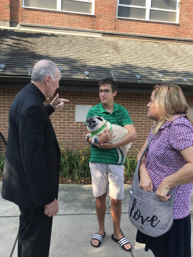 St. Martin's Pet Blessing 2019