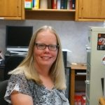 Picture of Administrative Assistant/Bookeeper Christine Sindt
